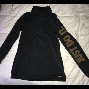 Women's Nike Pro Warm long sleeve training top